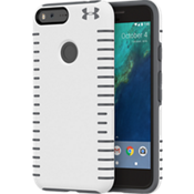 Estuche UA Protect Grip para Pixel XL - Blanco/Grafito