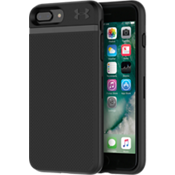 Carcasa UA Protect Stash para iPhone 8 Plus/7 Plus - Negro/Negro
