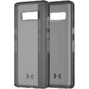 Carcasa UA Protect Verge para Galaxy Note8 - Transparente/Gris