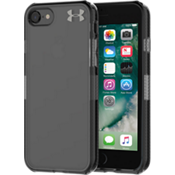 Carcasa UA Protect Verge para iPhone 8/7 - Transparente/Translucent Smoke/Gunmetal Logo