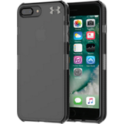 Carcasa UA Protect Verge para iPhone 8 Plus/7 Plus - Transparente/Translucent Smoke/Gunmetal Logo
