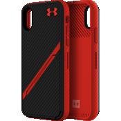 Carcasa UA Protect Kickstash para el iPhone XS/X - Negro/Rojo