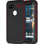 Estuche Protect Ultimate para Pixel 2 XL - Negro/rojo