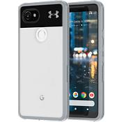 Carcasa UA Protect Verge para Pixel 2 XL - Transparente/Gris