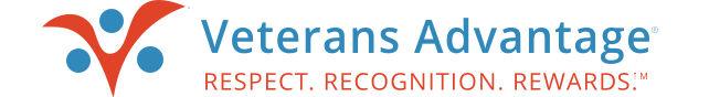logotipo de veterans advantage