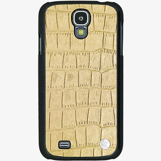 Estuche de piel de cocodrilo para el Samsung S 4 - De Jennifer Lopez