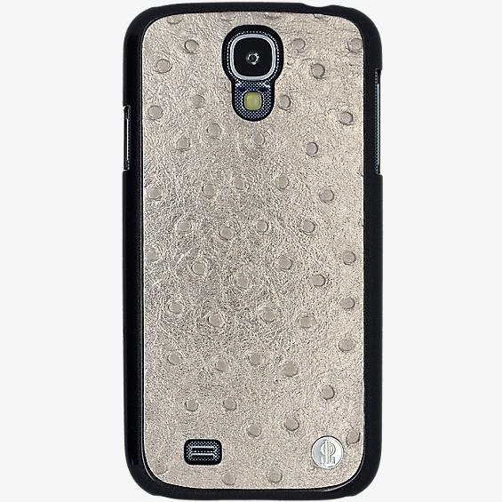 Estuche piel de avestruz para el Samsung S 4 - De Jennifer Lopez