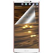 Protector de pantalla contra rayones para LG V10 - Paquete de 3