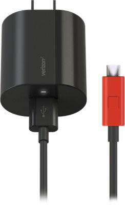 c8a877a42e0 Cargador de pared micro USB de carga rápida | Verizon Wireless