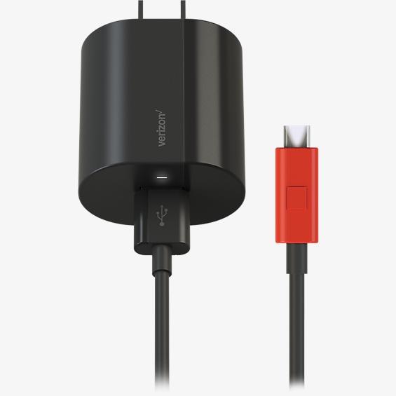 Cargador de pared micro USB de carga rápida