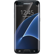 Protector de pantalla contra rayones para Samsung Galaxy S7 edge - Paquete de 3