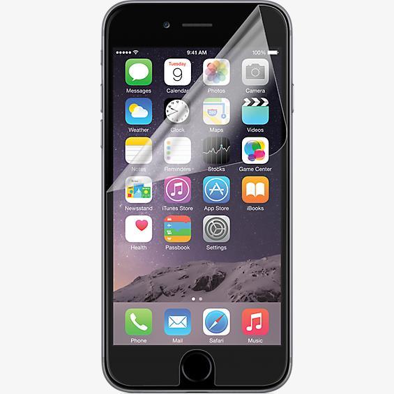 Protectores de pantalla contra rayones para iPhone 6/6s