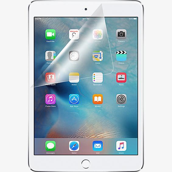 Protector de pantalla contra rayones para iPad mini 4 - Paquete de 3