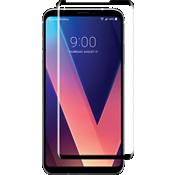 Protector de pantalla curva de vidrio templado para LG V30