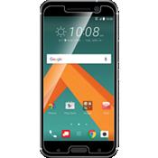 Protector de pantalla de vidrio flexible para HTC 10
