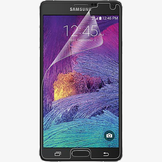 Protector de pantalla de vidrio flexible para el Samsung Galaxy Note 4