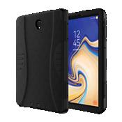 Carcasa resistente para la Galaxy Tab A - Negro