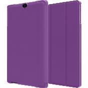 Paquete de estuche tipo folio y vidrio templado para Ellipsis 8 HD