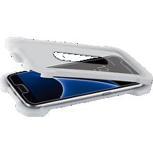 Paquete de protector de pantalla de vidrio y aplicador para Samsung Galaxy S7