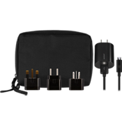 Kit de cargador de pared micro USB internacional