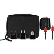 Kit de cargador de pared USB-C internacional