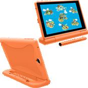 Estuche con pie de apoyo y lápiz óptico para el GizmoTab - Naranja