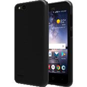 Cubierta de silicona mate para LG V30 - Negro