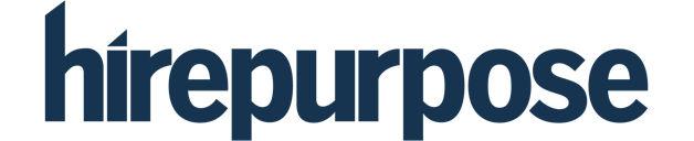 logotipo de hire purpose