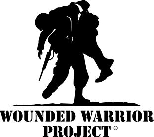logotipo de wounded warrior project