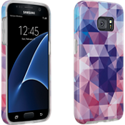 Estuche Milk & Honey Graphic para Samsung Galaxy S7 - Multicolor