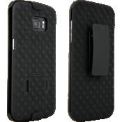 Paquete combinado de funda/soporte para Samsung Galaxy S7 edge
