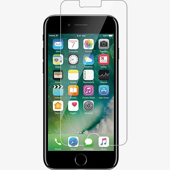 Protector de pantalla de cristal templado para iPhone 7/6s/6