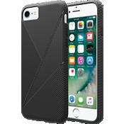 Estuche de silicona con textura para iPhone 7