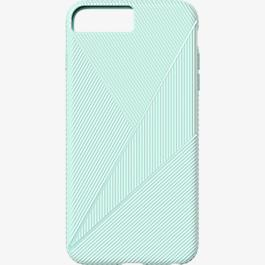 Estuche de silicona con textura para iPhone 7 Plus