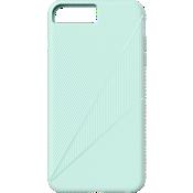 Estuche de silicona texturizada para el iPhone 7 - Color Mint