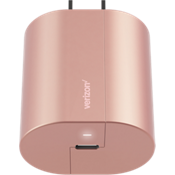 Cargador de pared con puerto USB-C - Color Rose Gold