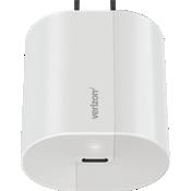 Cargador de pared con puerto USB-C - Blanco