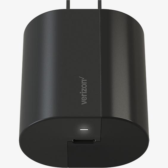 Cargador de pared con puerto USB-C