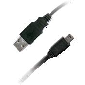 Cable de datos mini USB (para todas las unidades VZW MINIUSB)