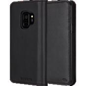 Estuche tipo folio para Galaxy S9 - Negro