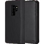Estuche tipo folio para Galaxy S9+ - Negro