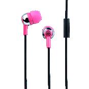 Audífono estéreo universal Wicked Deuce - Rosa