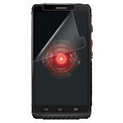 Protectores de pantalla contra rayones VZW (paq. de 3) c/paño limpiador para ULTRA/MAXX