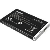 Batería recargable para paquete de teléfono One Talk IP DECT