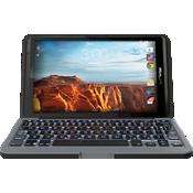 Estuche tipo folio con teclado ZAGG para Ellipsis 8