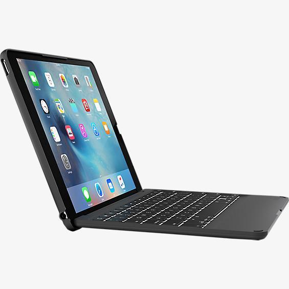 Estuche tipo folio con teclado para iPad