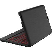 Estuche tipo folio con teclado para Ellipsis 8 HD - Negro