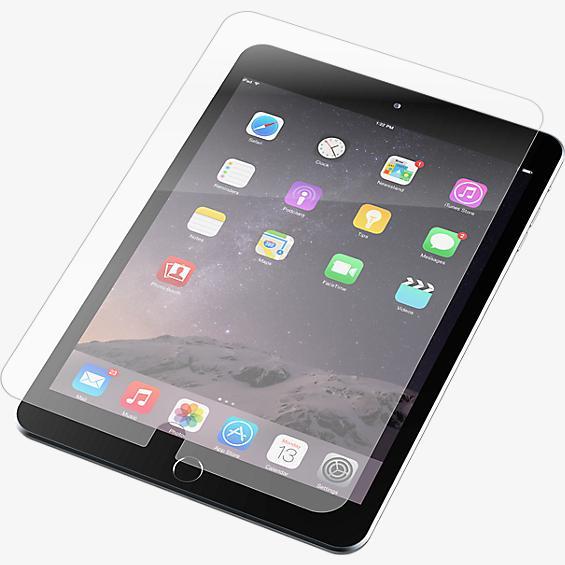 Protector de pantalla de vidrio ZAGG InvisibleShield para iPad mini 4