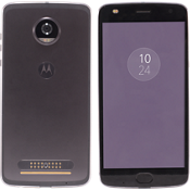 InvisibleShield Glass+ para moto z2 force edition