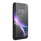 InvisibleShield Glass+ para iPhone XR